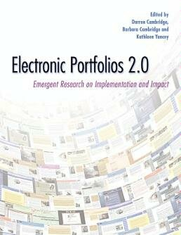Cover of Electronic Portfolios 2.0